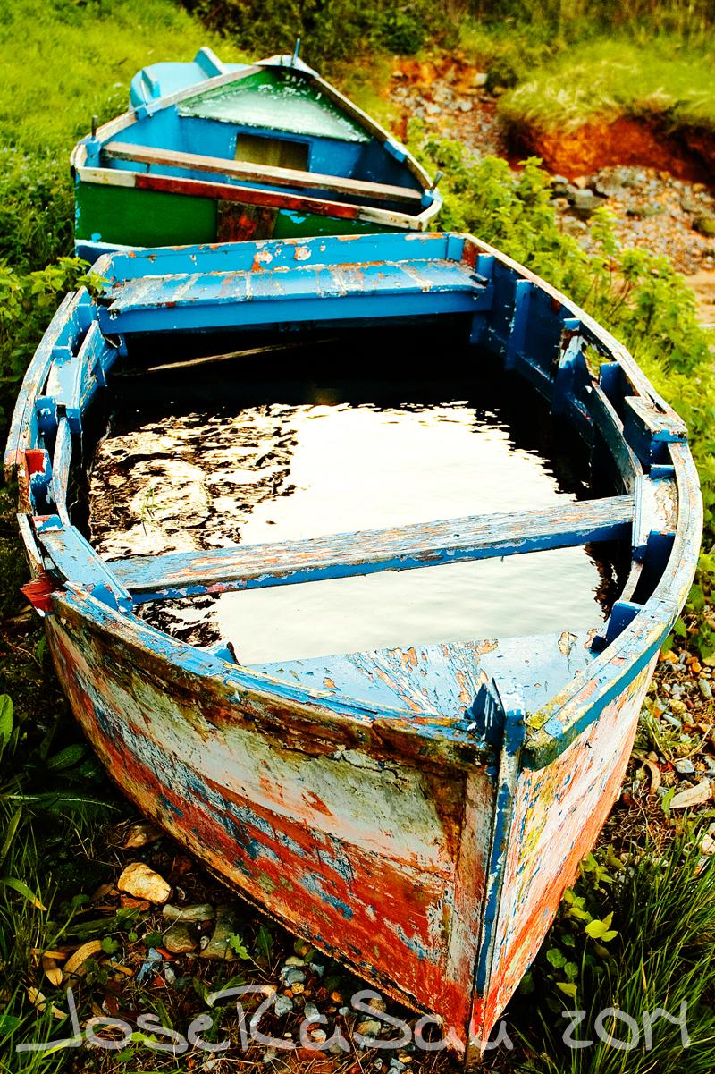 Fotografía Realizada En Las Proximidades De La Isla Del Carmen - Luanco.
